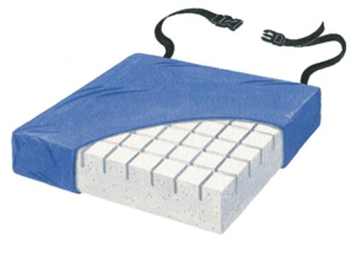 "Pressure Check 18"" Foam Cushion w/LSII Cover, 3""H"