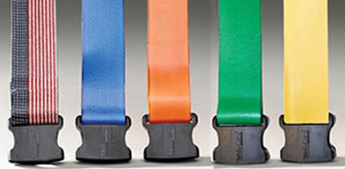 """Pathoshield Wipe-Clean 60""""L Gait Belt - Orange"""