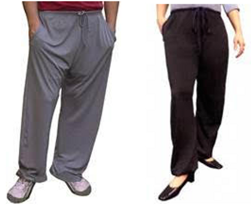 "ProtectaHip+Plus® Active Lounge Pants™, XXX-Large, Waist: 47"" - 51"" / Hip: 53"" - 57"""