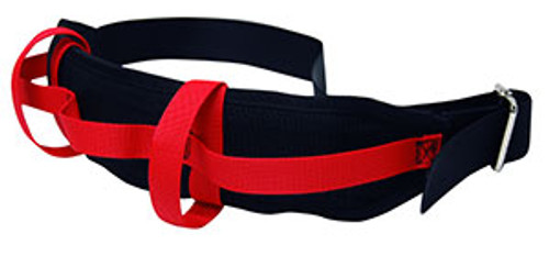 Transfer Belt, Padded, Adjustable Handles w/Metal Buckle