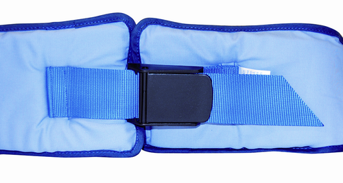 Resident-Release Soft Belt, Resident-Friendly Buckle
