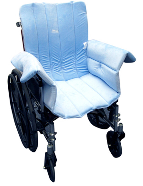 "Wheelchair Cozy Seat. 18"" W/C"
