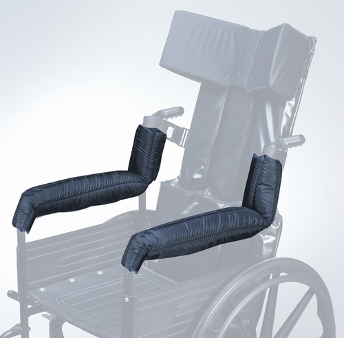 "Reclining 18""  Wheelchair w/19"" Backrest"