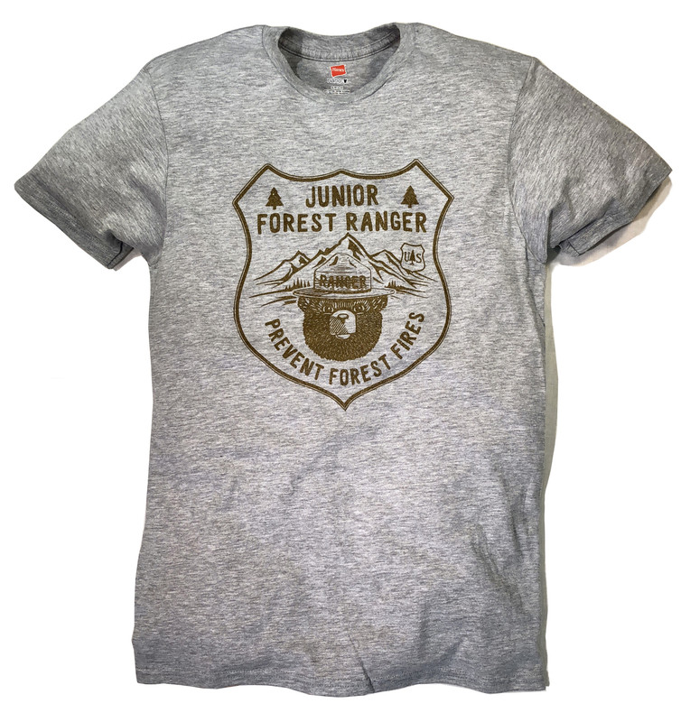 Junior Forest Ranger in Gold