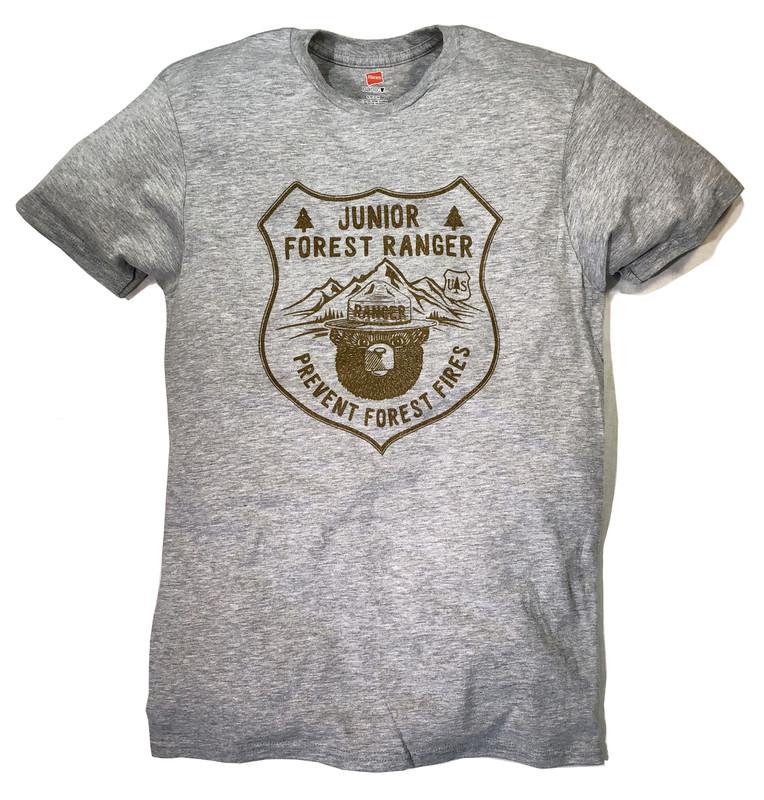 Junior Forest Ranger in Gold