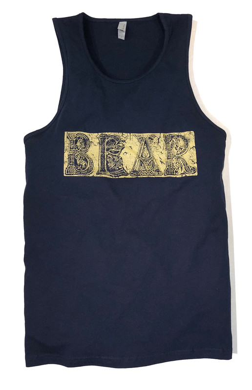 Celtic Bear Tank