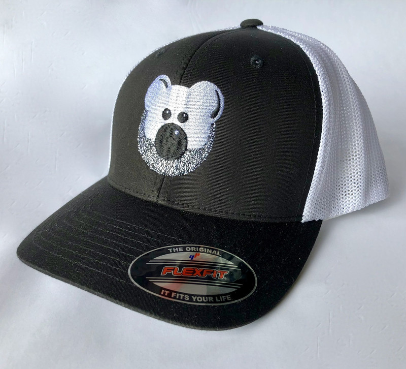 Beardy Bear Trucker Cap 3