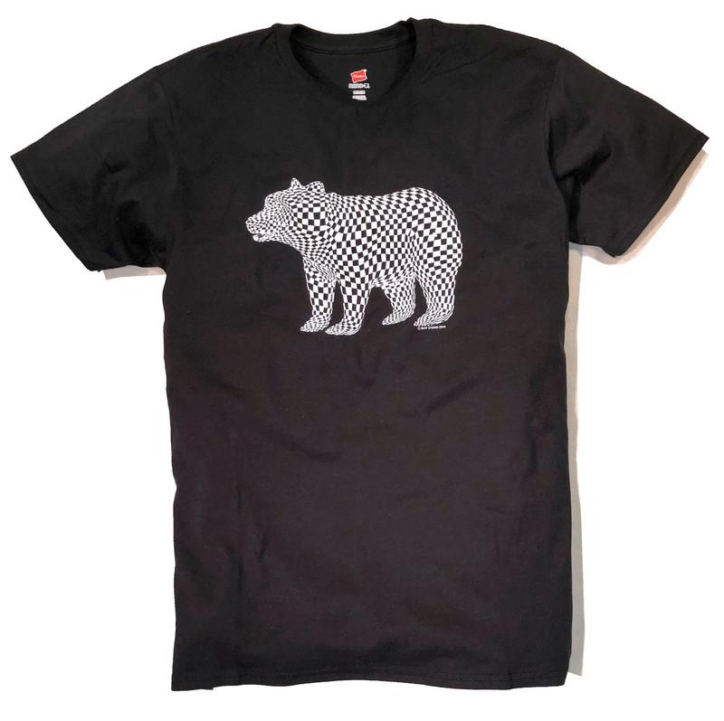 CHECKER BEAR