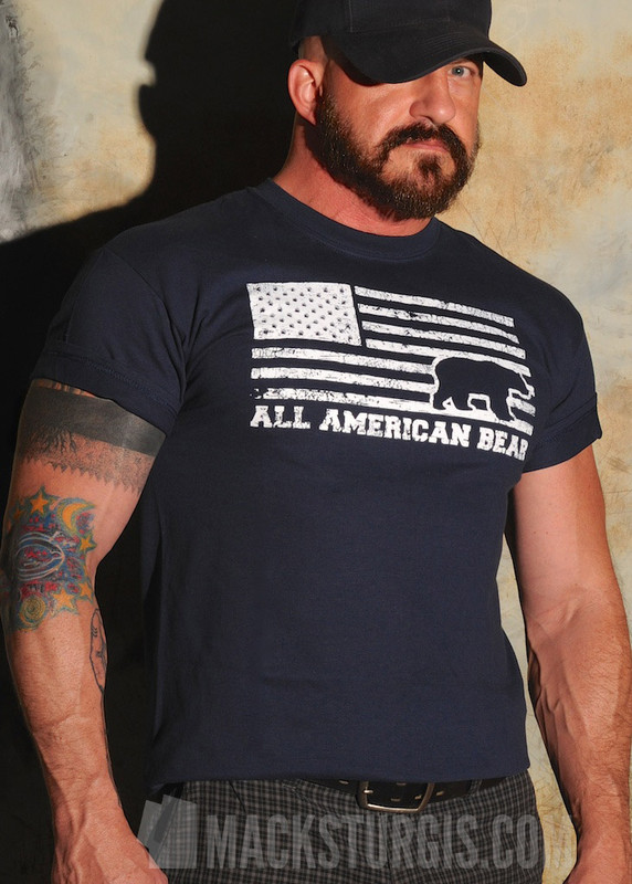 All American Bear Navy