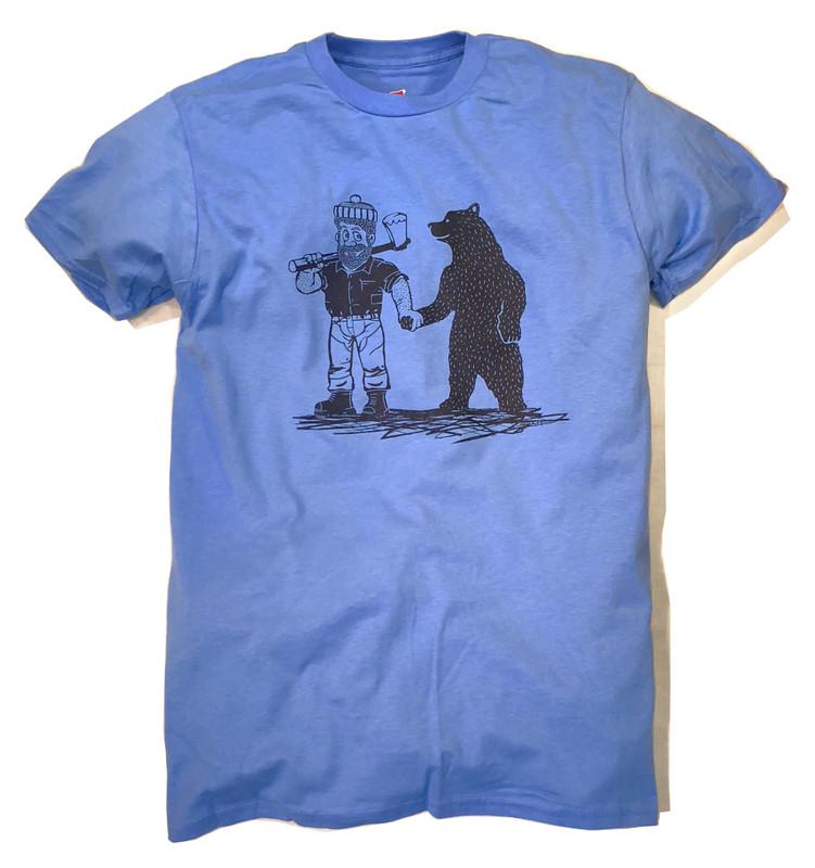 Jack & Bear Blue