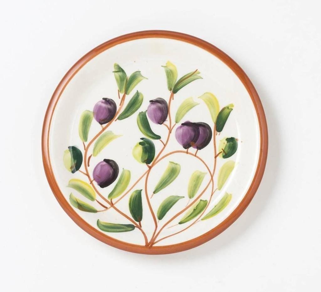 Zeitona Salad Plates, Set of 4