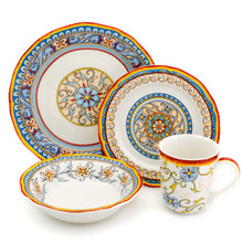 Duomo 16 Piece Dinnerware Set, Service for 4