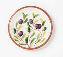 Zeitona Dinner Plates, Set of 4