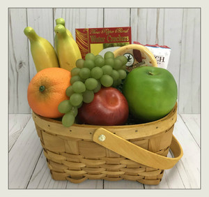 The Fantastic Fruit Medley Small Gift Basket