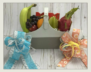 Mothers' Day Fruit Basket Small