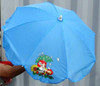 """(Choose Color) Baby Carriage 27"""" Umbrellas (Great For Rain Or Sun, Opens To Full 27"""" Across)"""