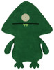 UglyDoll Little Ugly Plush Doll, Nandy Bear, 7 Inch by Ugly Dolls You Can Pick Your Favorite Red, Yellow, OR Green