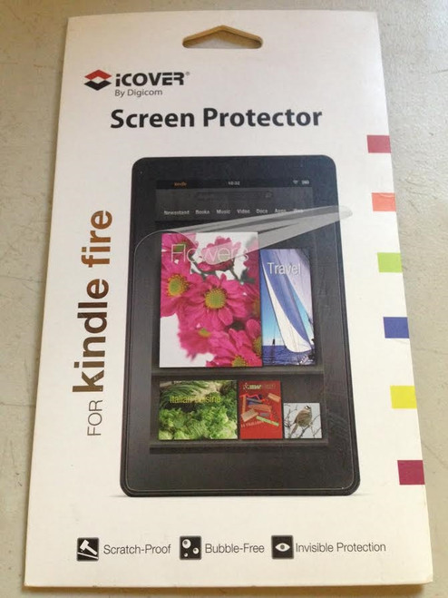 iCover Screen Protector For Kindle Fire