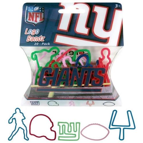 NY Giants Logo Bandz