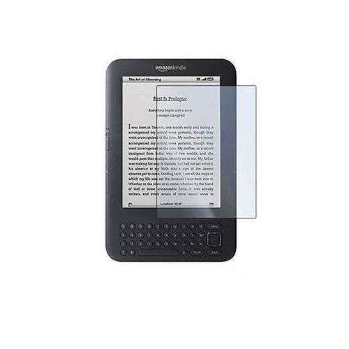 ZAGG - InvisibleSHIELD for Amazon Kindle 3 Clear HD