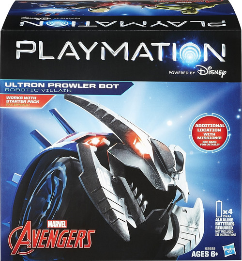 Playmation Ultron Prowler Bot