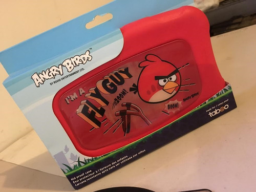 Angry Birds Im a fly guy Zoom Boom Kid Proof case made for tabeo