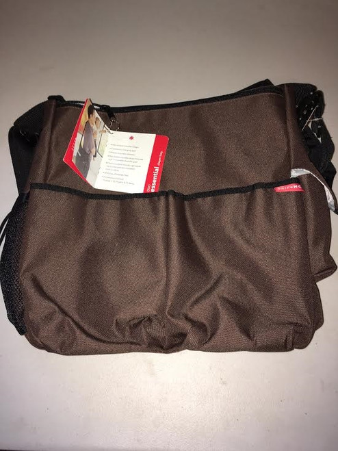 Skip Hop Delux Baby Brown Diaper Bag