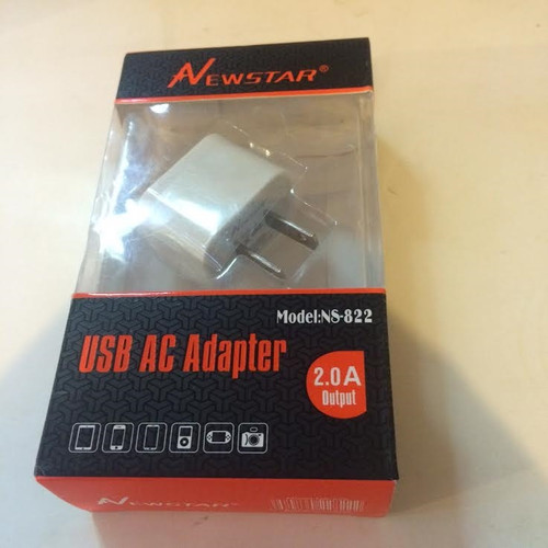 Newstar USB A/C Adapter 2.0 Output