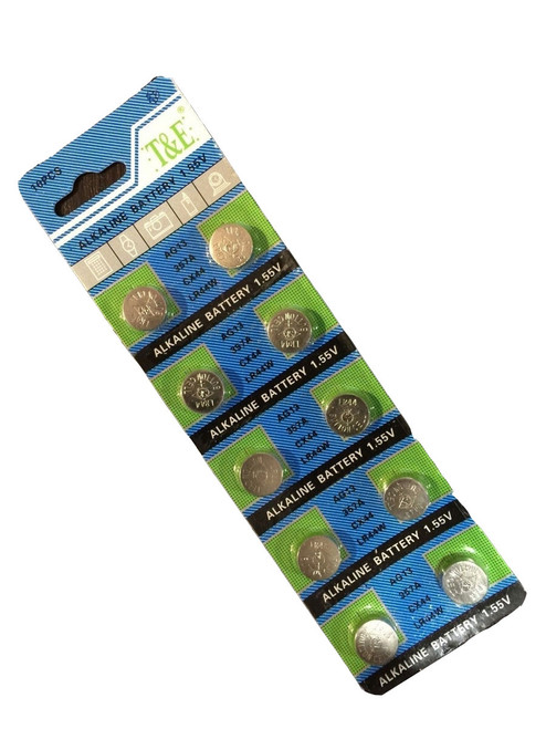 20x LR44 Batteries (You Will Recieve Two 10-Packs of These)