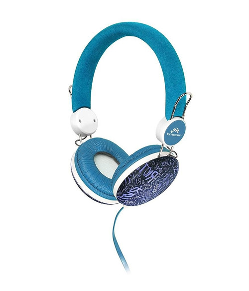 Tracer Ranger Blue Audio Headphones