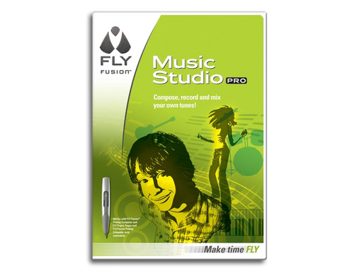 Fly Fusion Music Studio Pro for Fly Fusion Pentop Computer - Brand New