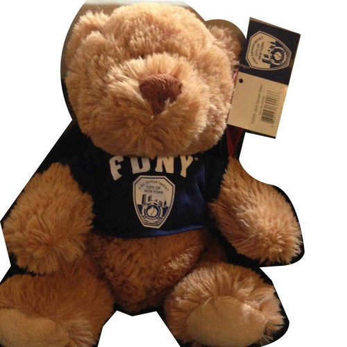 8'' Plush Teddy Bear FDNY