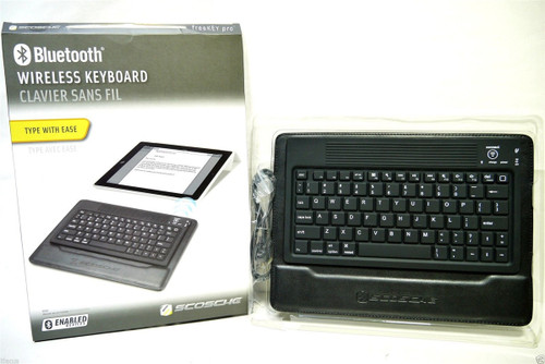 Scosche FreeKey Pro Bluetooth Wireless Keyboard  500 btkb2