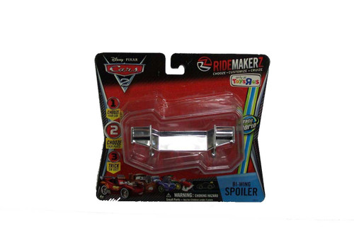 Toys R Us Ridemakerz -Disney Cars 2 Bi-Wing Spoiler