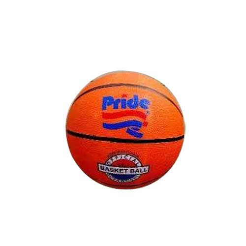 Basketball - Official Size 7 - Durable Rubber - Orange + 2 Free Bonuses