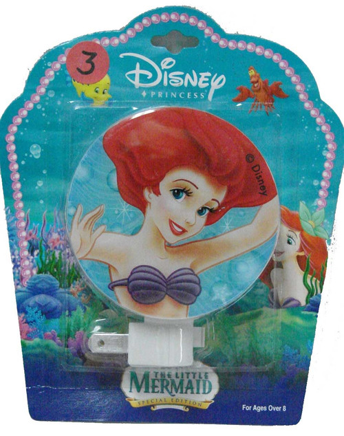 Ariel Night Light: Dancing Pose