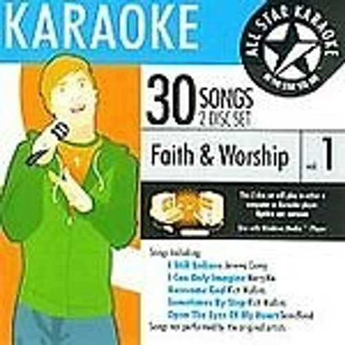 Christian Karaoke Faith & Worship Vol 1