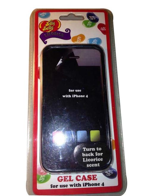 Iphone 4 Licorice Gel Case