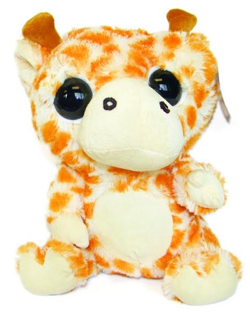 "Mr. Big Head Giraffe 8"" Plush Stuffed Animal"