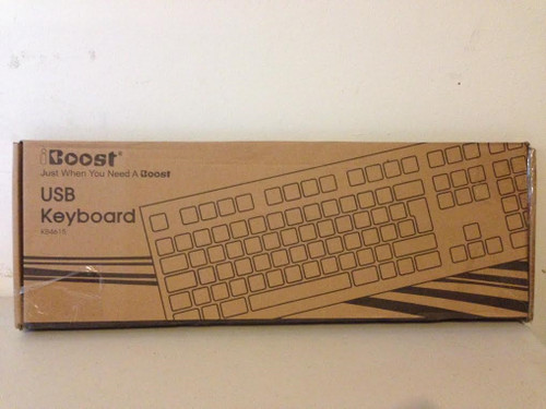 iBoost USB Keyboard model #kb4615