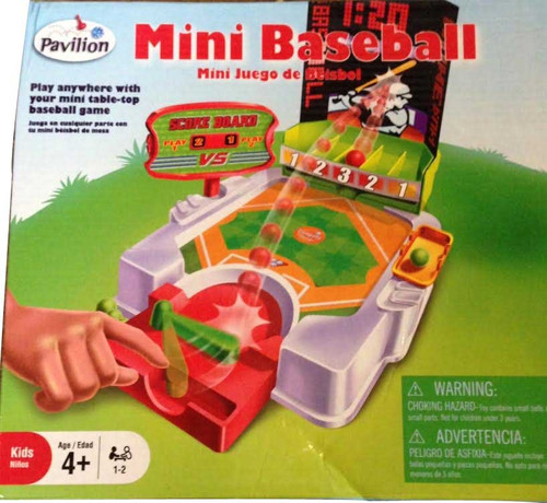 Pavilion Mini Baseball