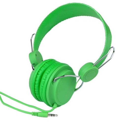 Jamsonic Neon green Headphone