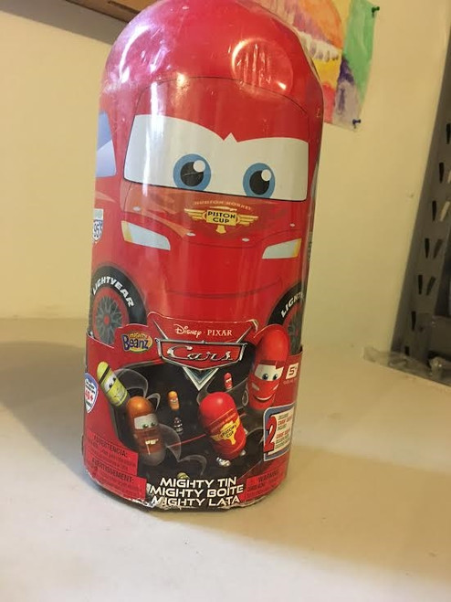 Disney Cars Colectors Mighty Tin