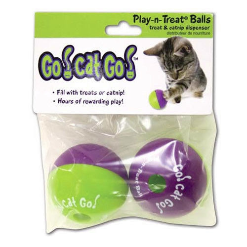 Go Cat go ! Treat ball For cats