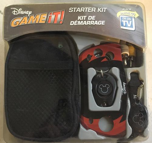 Disney  Game It Starter Pack