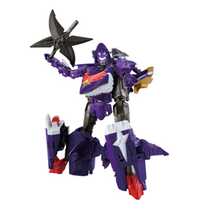 Transformers GO! - G20 Sensmile (Takara)