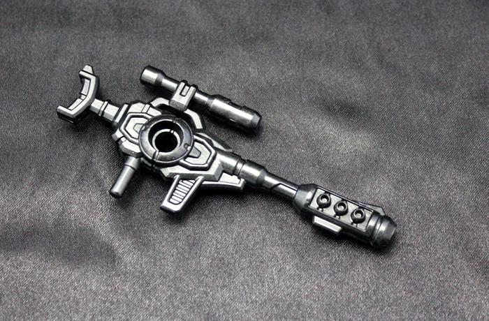 ArtTek - AoW-003M Sonic Rifle – Metallic Edition