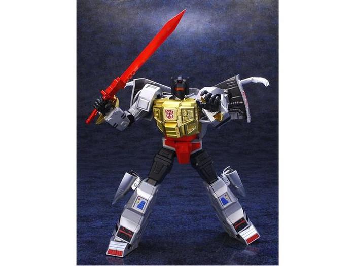 Transformers EX Gokin Dinobot Grimlock Figure