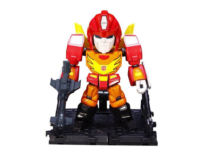Transformers Art Storm ES Gohkin Rodimus Prime