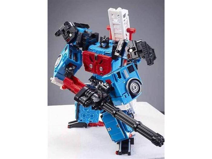 TFC Toys - Prometheus - Hydrant